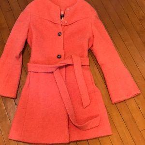 Bebe vintage coat, size S.